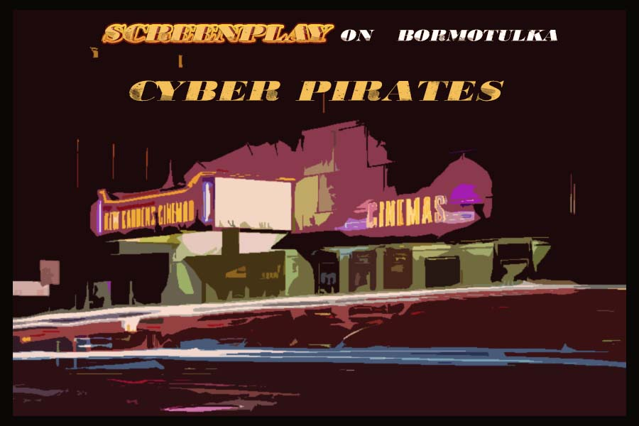 cyberpirates screenplay