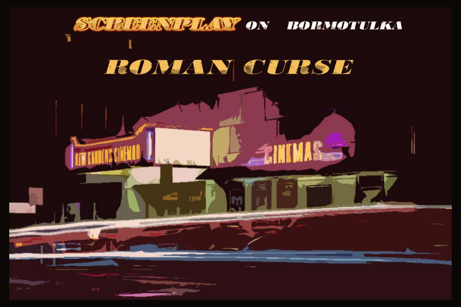screenplay roman curse